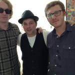Patrick deWitt, Jonathan Evison, and Tyson Cornell