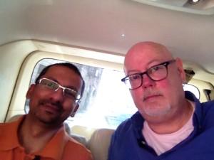 Saad & Me.